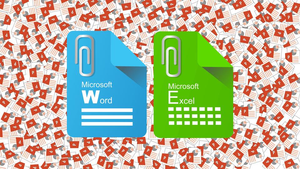 Pracownik biurowy z elementami pakietu MS Office (Word, Excel)